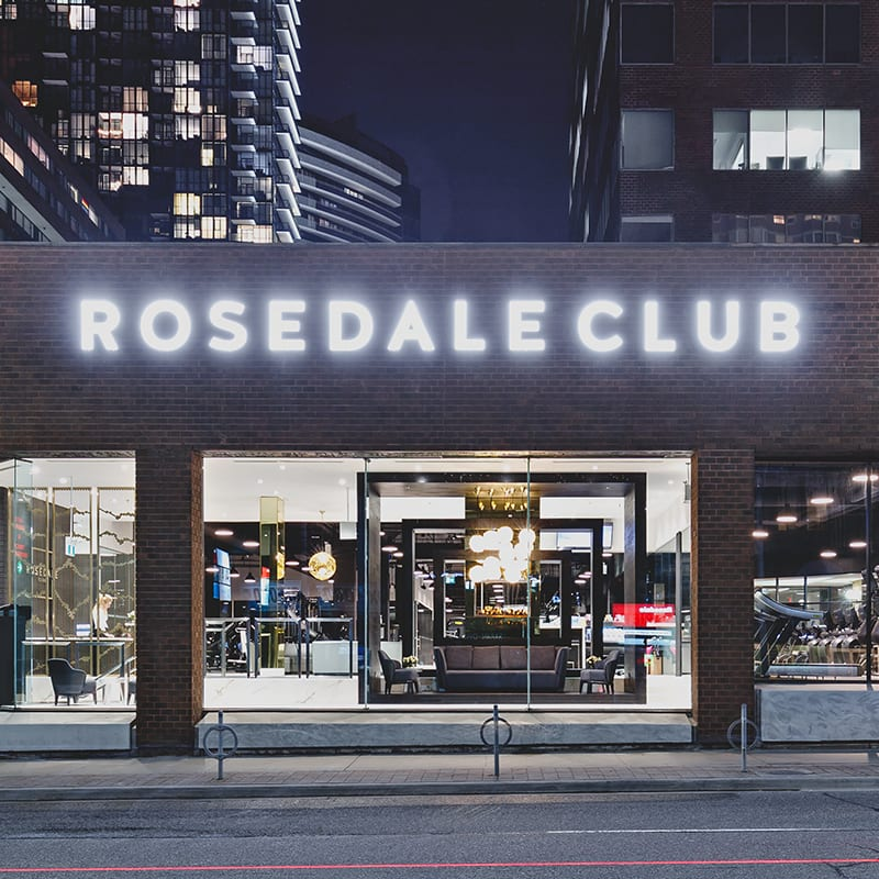 Rosedale Registration